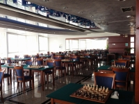 Playing hall \